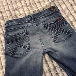 *7 for all mankind jeans